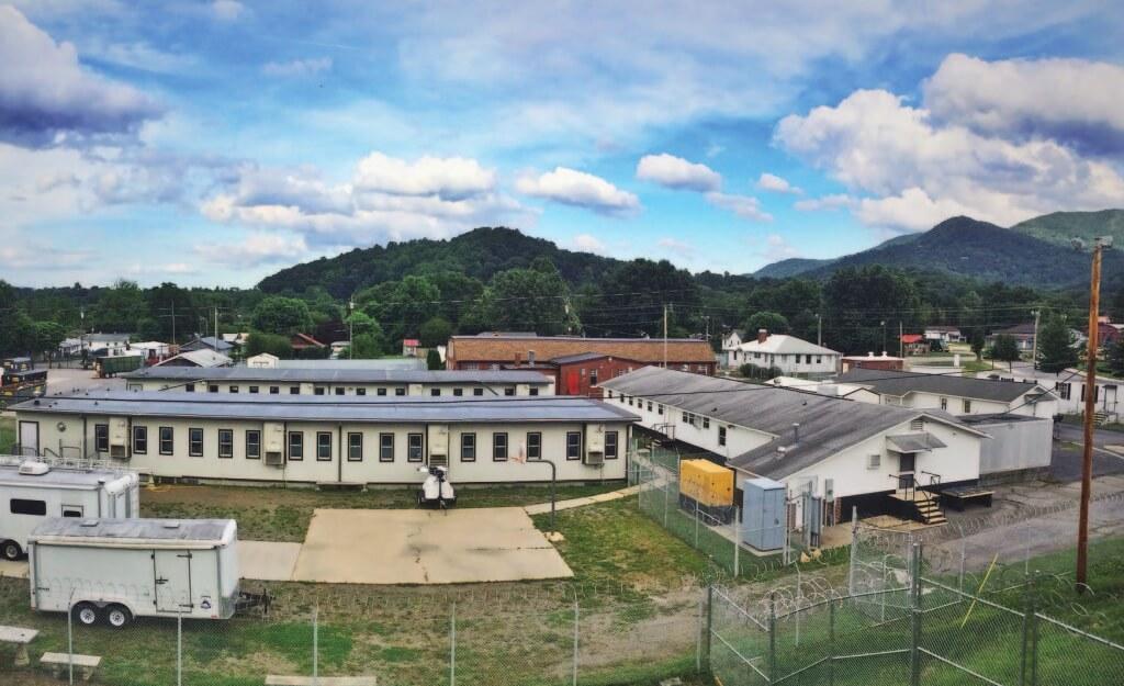 Hazelwood Prison Transformation - Haywood Pathways Center