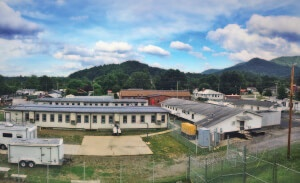 Hazelwood Prison Transformation - Haywood Pathways Center