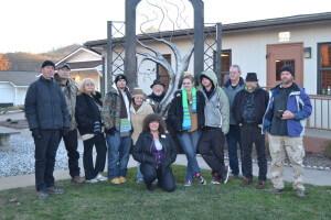 1 Year Anniversary Haywood Pathways Center