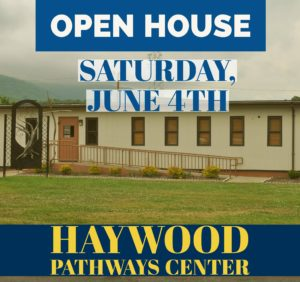 Open House Dedication Service - Haywood Pathways Center