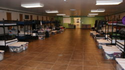 Homeless Shelter at Haywood Pathways Center