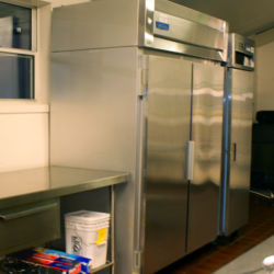 Kitchen at Haywood Pathways Center