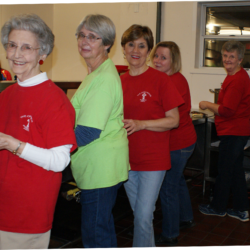 Haywood Pathways Center Volunteer