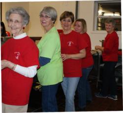 Haywood Pathways Center Volunteer